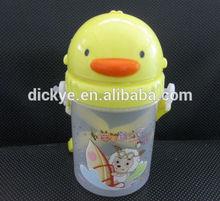 plastic bottles for juice 350ml beverage bottle with food grade children bottled water
