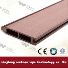 2014 hot sale WPC hollow vinyl siding external wall board WS-WJ20-110