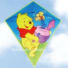 outdoor toys flying diamond kite