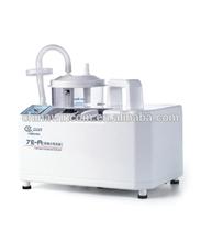 Máquina de succión médica/ventilador de succión/portátil máquina de la succión 7e-a