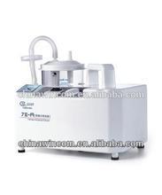 Wincom máquina de succión médica/ventilador de succión/portátil flema unidad de succión 7e-a