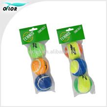 Tennis ball,colored tennis ball