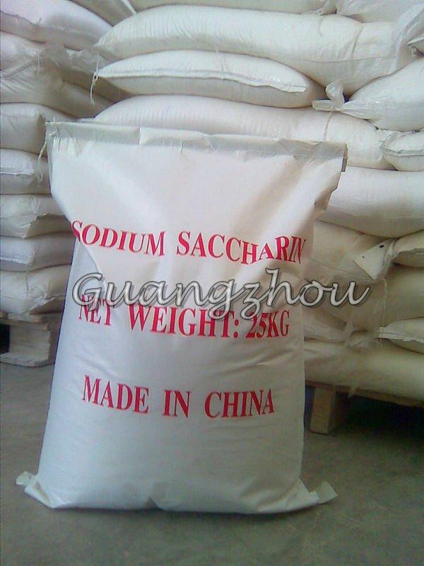 Supply Sodium Saccharin