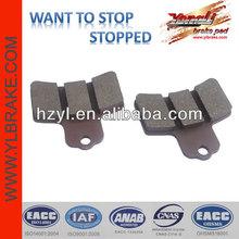 High quality atv 250cc motorcycle brake disc