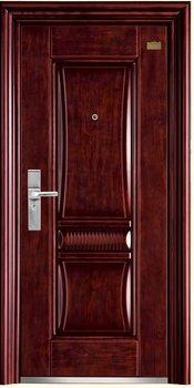 steel door 2012 new design