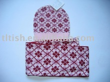 Charm Knitted Hat Scarf Sets of 2012
