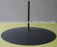T-Style Metal Display Stand/Foot/Base