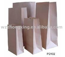 2013Kraft Paper Grocery Paper Bag