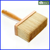 732A White Bristle Ceiling Brush with Wooden Handle
