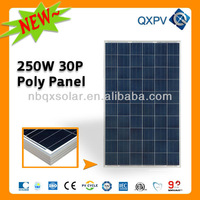 250W-30P-156Poly-60cell