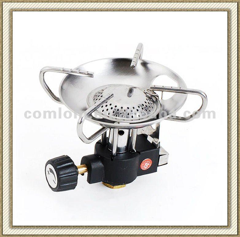 Estufa de gas que acampa mini butano estufa de gas - Estufa camping gas ...