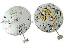cronógrafo mecánico movimiento del reloj