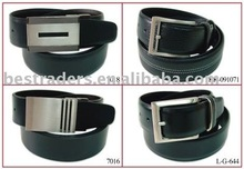 GENUINE LEATHER BELTS