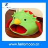 anime plush animal igloo shaped pet bed dog house sheets - info@hellomoon.cn