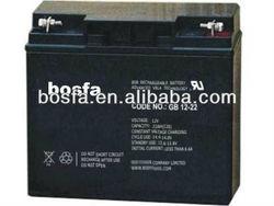 GB12-22M 12v22ah lead acid battery 12v 22ah 22ah battery 12 volt 22ah batteries