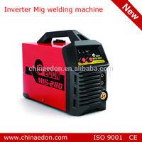 MIG-200 DC Inverter IGBT co2 MIG welder