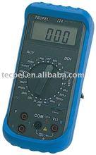 Low Cost Multimeter Digital meter DMM-124 Taiwan Quality made