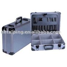 Portable Multi-function Aluminum LED Demo Case - High Compatible LED Tester Test Meter Test Box for Light Bulbs.