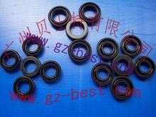 100% pure Rubber X-Ring&Quad-Ring (Solenoid valve)