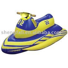 Inflatable Kids Motorboat