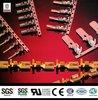 Bras s easy entry electrical terminal, battery terminal