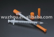 0.3ml and 0.5ml insulin syringe
