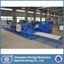 Zhongji eps maglia pannello macchina 3d | macchina poliurea