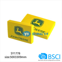 Promotional fancy eraser hot selling for school students