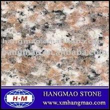 China G635 Pink and black granite,pink granite stone