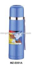 vacuum flask colorful 500ml steel flask