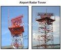 Tour de radar d'aéroport