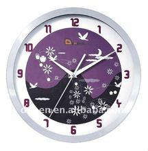 led countdown wall clock