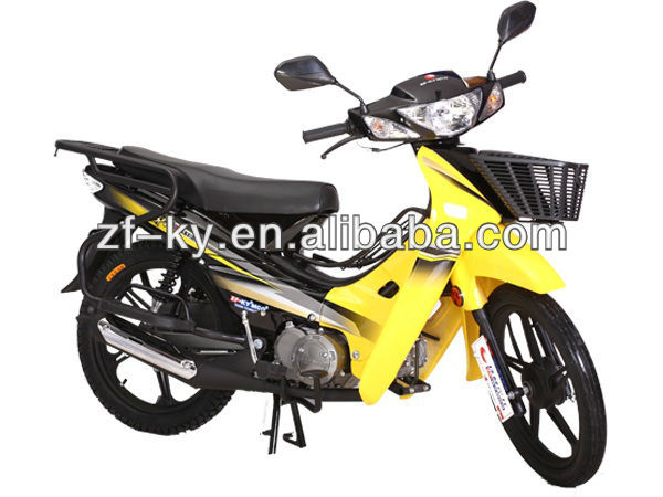 ZF110 110cc Chongqing cub Silver Spark EEC Motorcycle