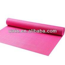 Fashionable Non-slip Yoga Exercise Mat Washable PVC Foam Yoga Mat