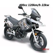 400cc EEC Motorcycle carburetor/EFI motorbike (TKM400E-Y)