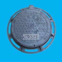 sand casting EN124 manhole cover
