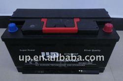 Maintenance Free DIN88 12V 88AH automotive battery