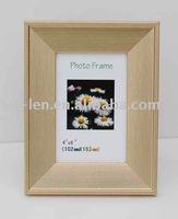 Cheap photos albums plastic photo frames 4x6