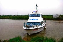 18.8 m FRP Mono Ferry