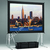 PVC projection screen fabric