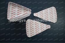 Packaging Dessert Aluminum Foil Lidding Film For trigonal Container