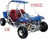 110CC Go Karts(CE certificate)/gasoline go kart