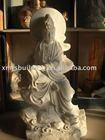 stone buddha carving