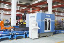 PKG100/50 CNC robot plasma H beam cutting machine
