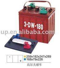 golf cart battery 6V 180AH