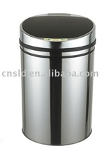 33L Solar energy electronic garbage bins Hotel appliance supply