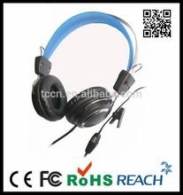computer headphone earbudswith foam earplugs cover