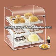 acrylic cake display/cake display stand