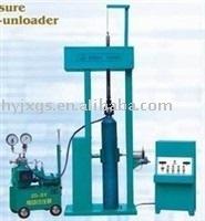 ZL 1/22-5IIIAir breathing apparatus cylinders hydraulic pressure test equipment/Air breathing apparatus cylinder test machine