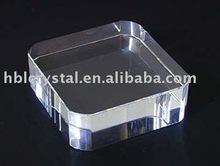 Fancy K9 crystal blanks